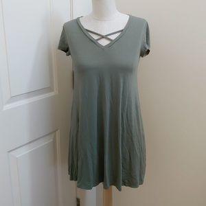 Arizona Jean Company Tee Shirt Dress